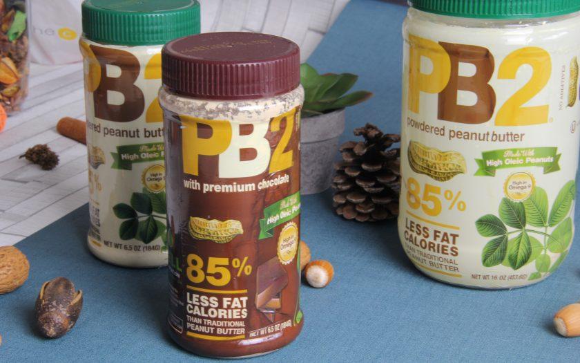 Beurre de cacahuètes PB2