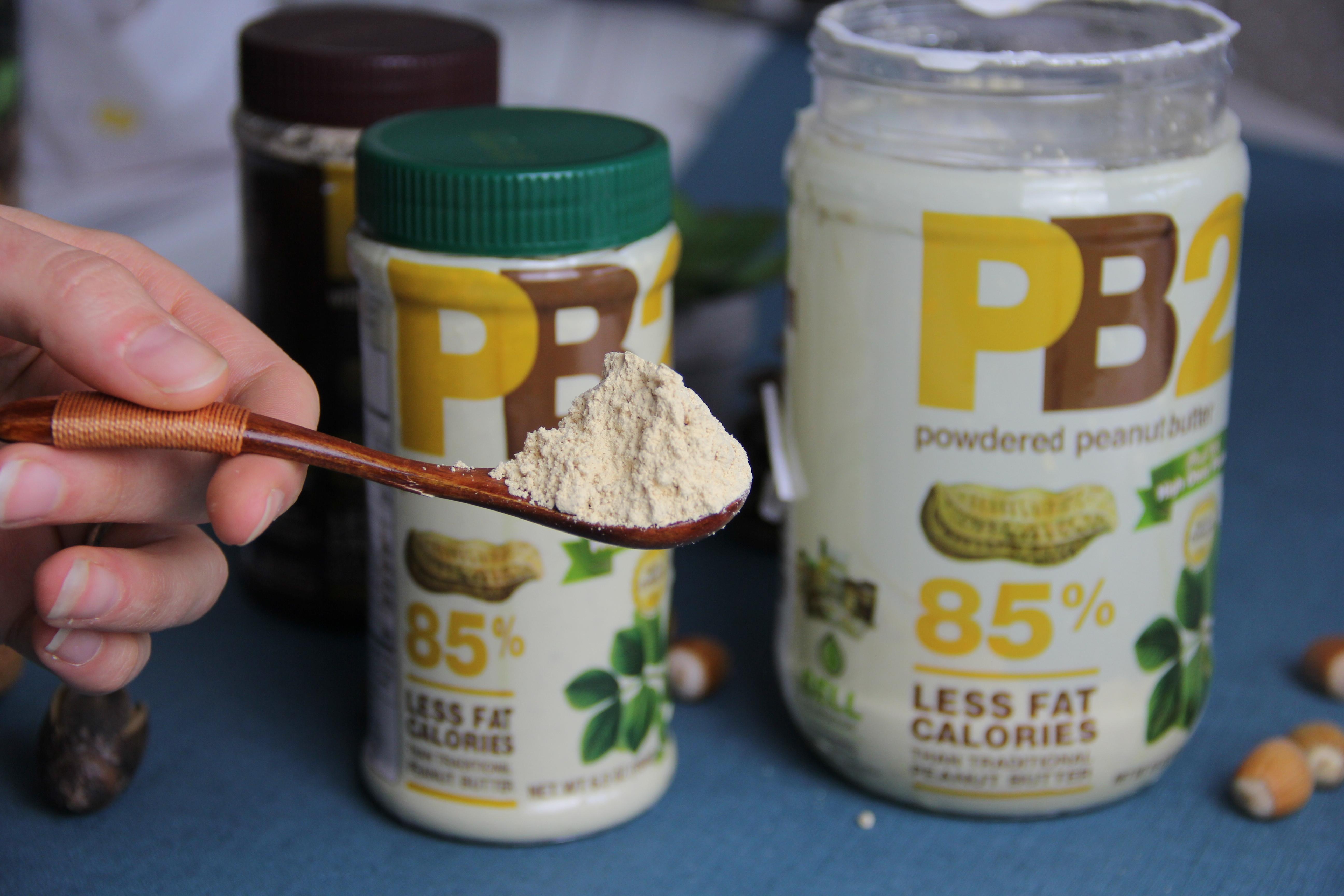 Beurre de cacahuètes PB2 details