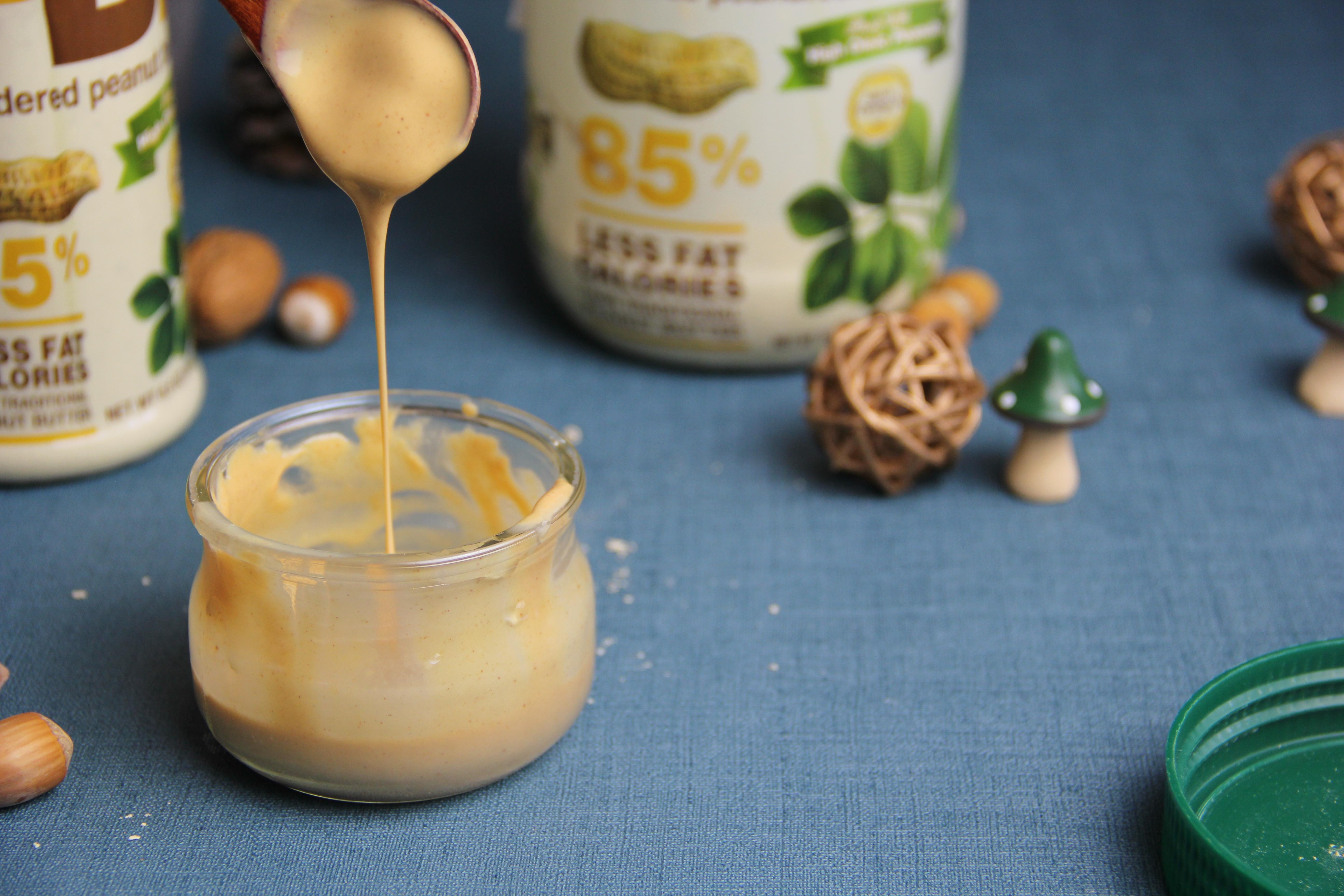 Beurre de cacahuètes PB2 fluide