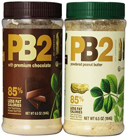 PB2 beurre de cacahuètes