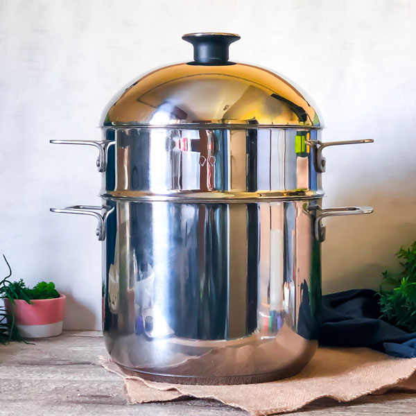 Vitaliseur cuisson saine