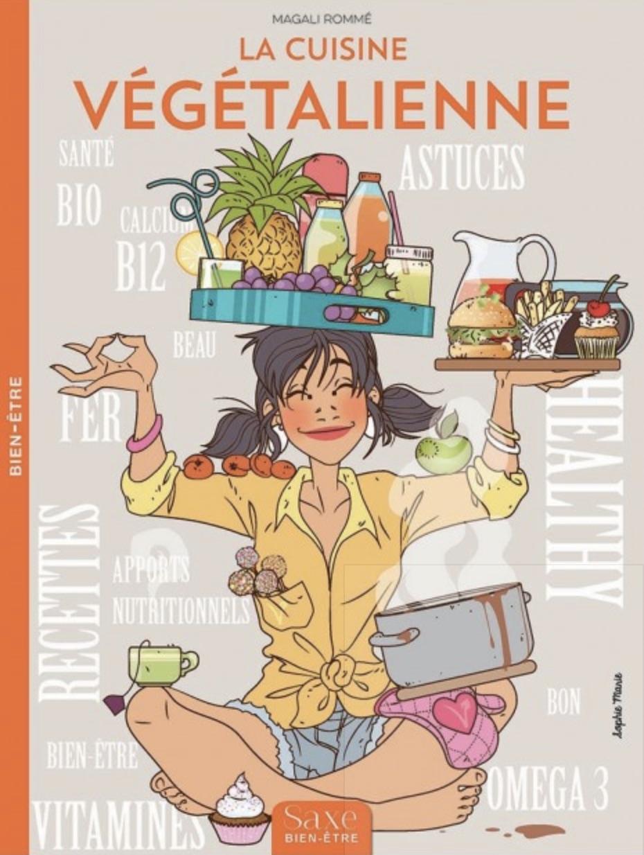 La cuisine végétalienne